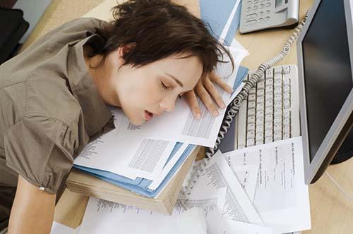 6 เหตุผล ที่ทำให้รู้สึกเหมือนเหนื่อยตลอดเวลา