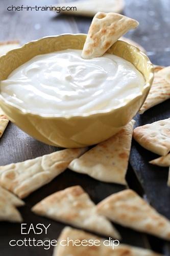 9. เนยแข็งคอทเทจ (cottage cheese)