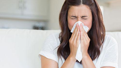วิธีการดูแลรักษา ไข้หวัด