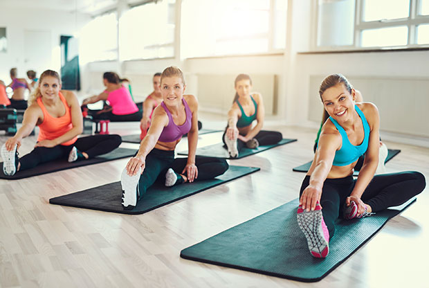 ลดต้นขา ลดน้ำหนัก ลดหน้าท้อง ออกกำลังกาย