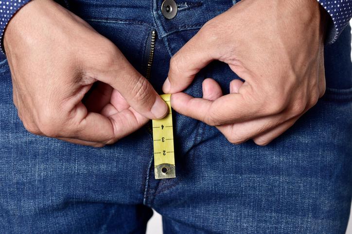 ขนาดอวัยวะเพศชาย สำคัญอย่างไร - เส้นรอบวง ความยาว