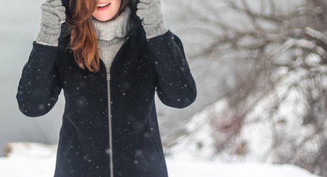 ผิว ฤดูหนาว หนาว หน้าหนาว
