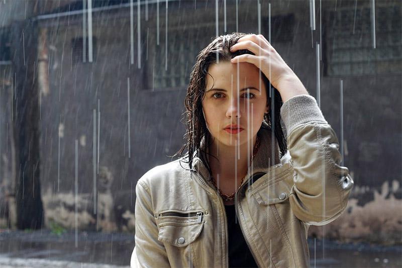 ดูแลเส้นผม ฝนตก หน้าฝน