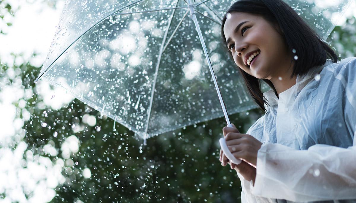 กลิ่นเท้า การดูแลผิวพรรณ ฝนตก ฤดูฝน หน้าฝน