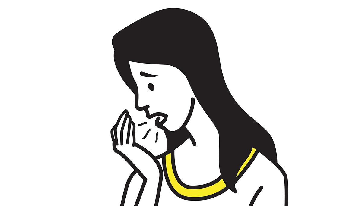 กลิ่นปาก ปากเหม็น สุขภาพปาก สุขภาพในช่องปาก เคล็ดลับ เคล็ดลับดูแลสุขภาพ