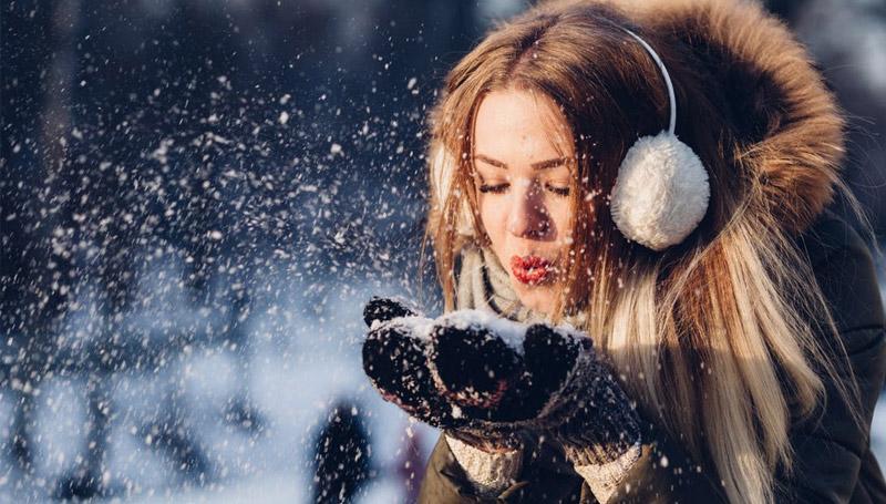 ความงาม ความสวยความงาม ดูแลผิว ผิวพรรณ ฤดูหนาว หน้าหนาว