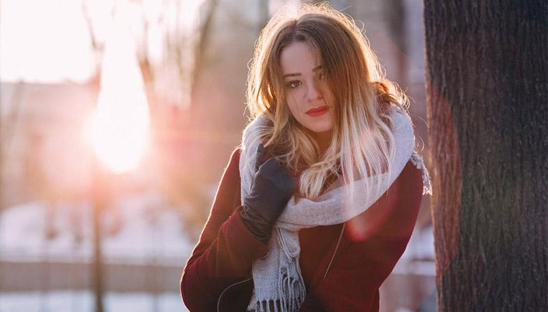 ดูแลผิว ผิว ฤดูหนาว สร้างสุขภาพดี สาว หนาว หน้าหนาว
