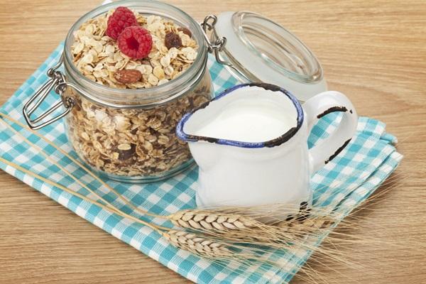 ข้าวโอ๊ต ป้องกันโรค ลดน้ำหนัก สุขภาพ อาหาร