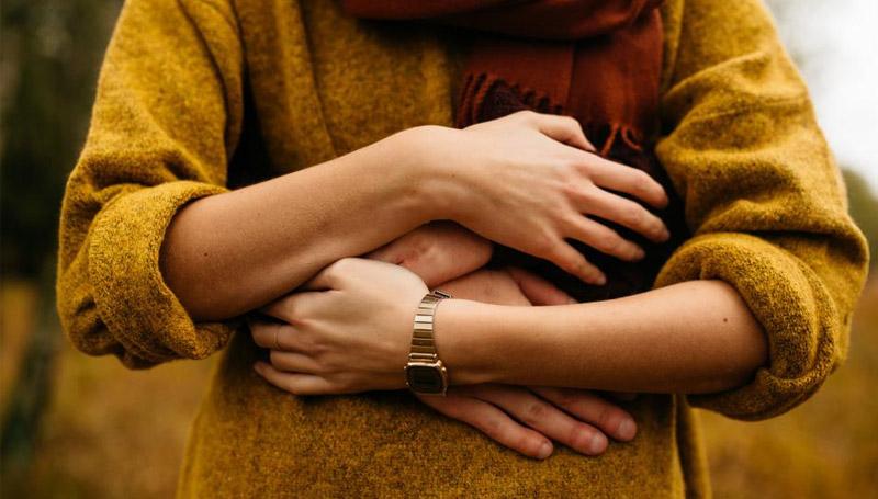 Hug กอด บำบัด รักษาโรค
