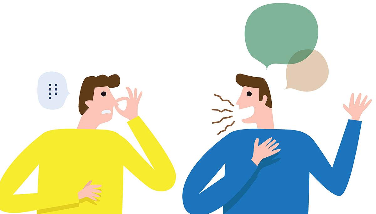 ปากเหม็น สุขภาพในช่องปาก เคล็ดลับดูแลสุขภาพ