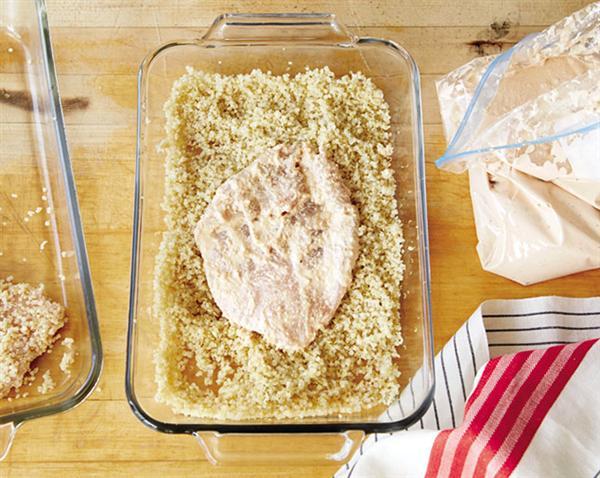เคล็ด(ไม่)ลับ ทำไก่ทอดให้กลายเป็นอาหารเฮลท์ตี๊ เพื่อสุขภาพ
