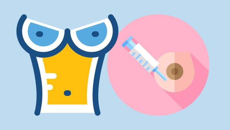 ซิลิโคน ทำนม ผ่าตัด วิธีดูแลสุขภาพ เสริมหน้าอก