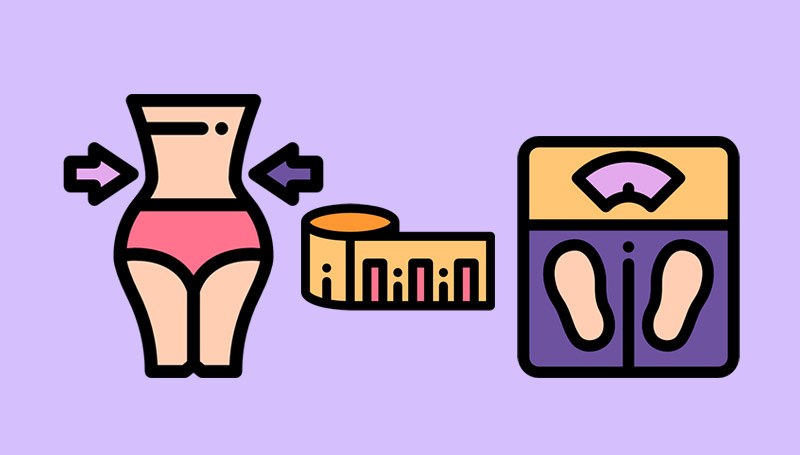 BMI น้ำหนัก ผอม ลดความอ้วน ความอ้วน อ้วนไหม