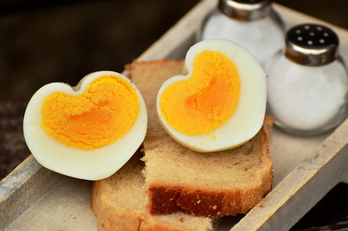 โคเลสเตอรอล ไข่