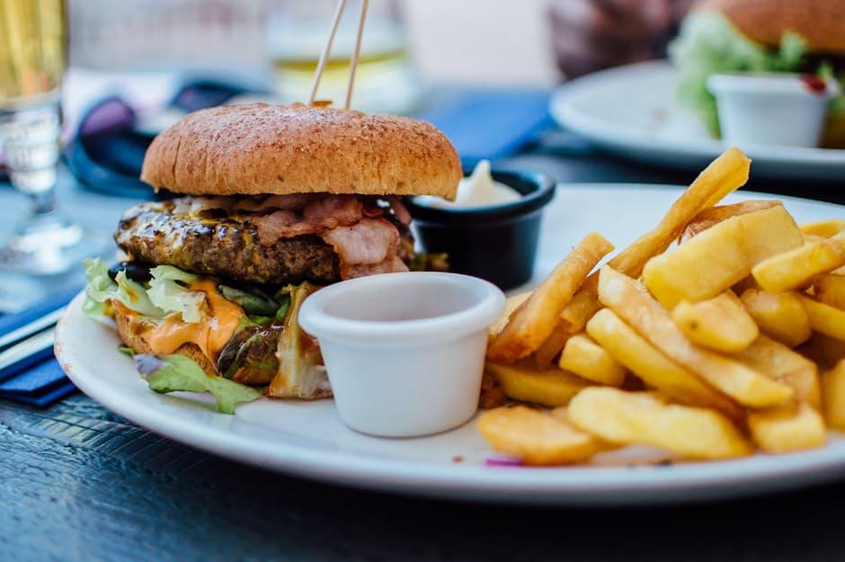 fast food food อาหาร เมนูอันตราย