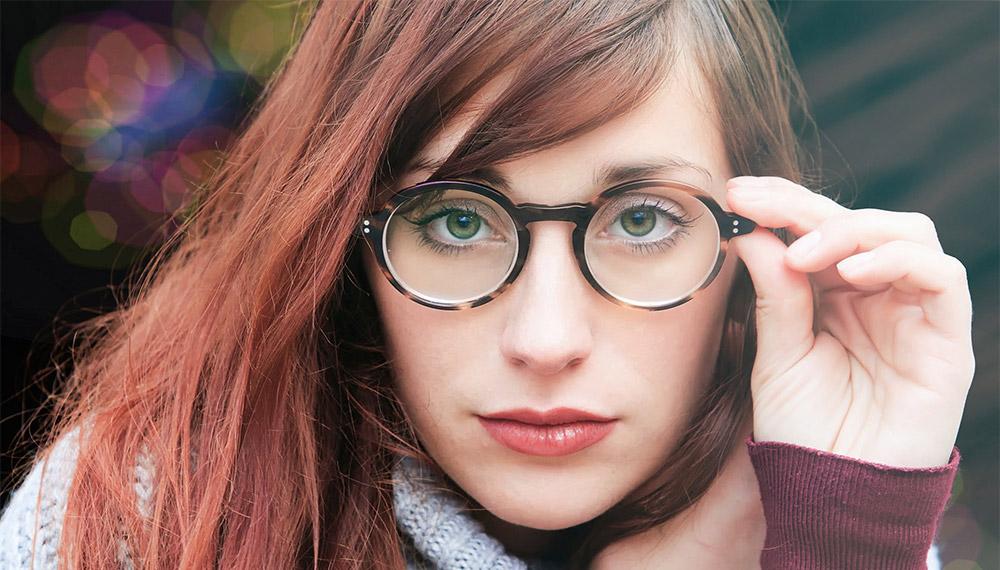วิธีที่ถูกต้อง สายตา แว่นตา