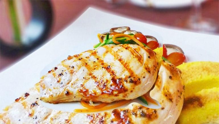 food สูตรอาหาร อาหารสุขภาพ ไก่ทอด