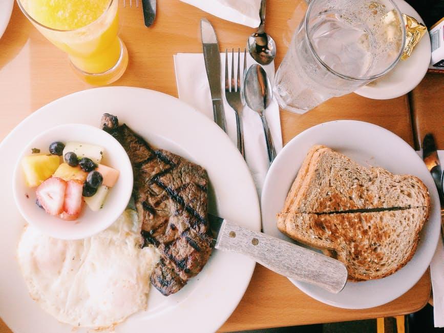 food อาหารเช้า โรคกระเพาะ โรคอ้วน โรคเบาหวาน
