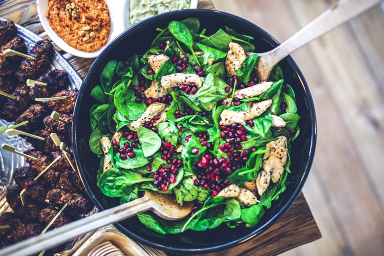 ชะลอความแก่ บำรุงร่างกาย ประโยชน์ ผลไม้ ผัก อาหาร