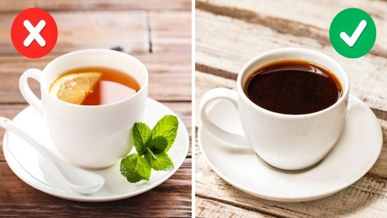 ชีวิตประจำวัน ดื่มชา บุหรี่ หลีกเลี่ยง ออกกำลังกาย อาบน้ำ อาหาร