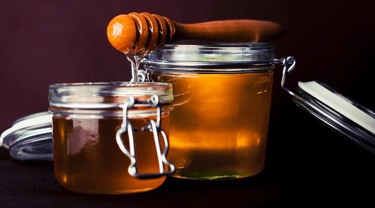 ธรรมชาติ น้ำผึ้ง ยา