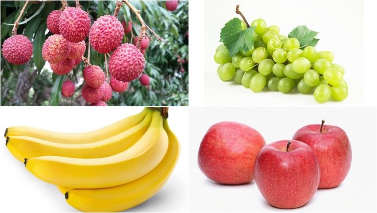 ผลไม้ ระดับน้ำตาล