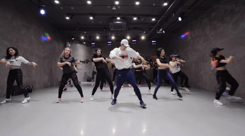 TheInnerStudio สอนเต้น ออกกำลังกาย เต้น