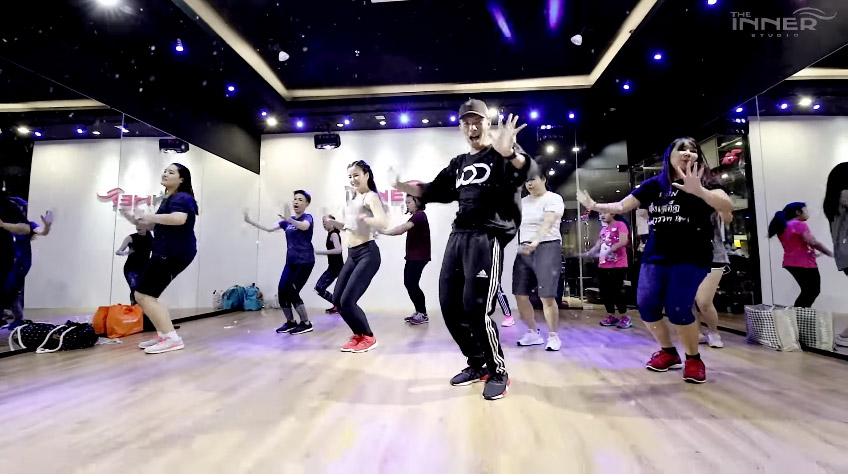 TheInnerStudio สอนเต้น ออกกำลังกาย