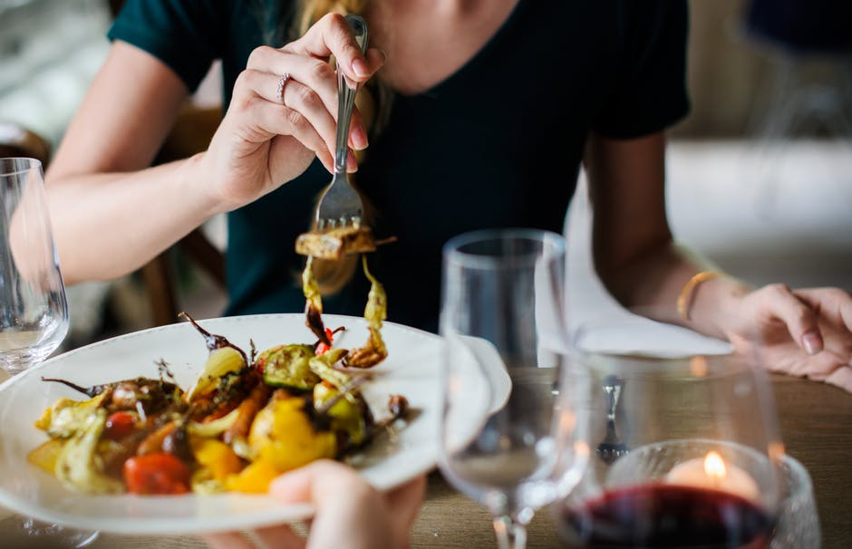 food ลดน้ำหนัก อาหาร อาหารแคลอรี่ต่ำ
