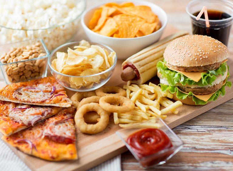 สุขภาพแย่ อาหารต้องห้าม