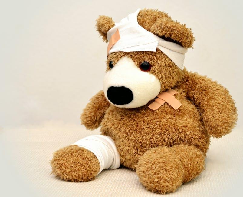 ปฐมพยาบาล วิธีห้ามเลือด เลือด