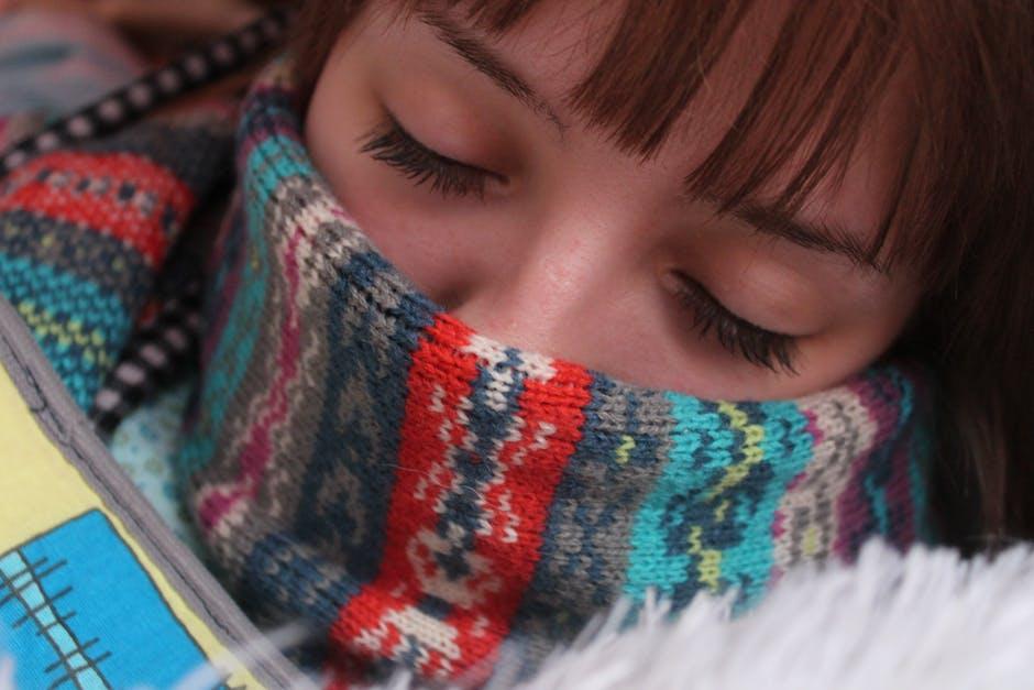 Hypothermia ภาวะตัวเย็นเกิน หน้าหนาว