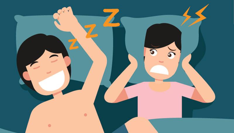 การนอนหลับ นอนกรน วิธีนอน สุขภาพการนอน
