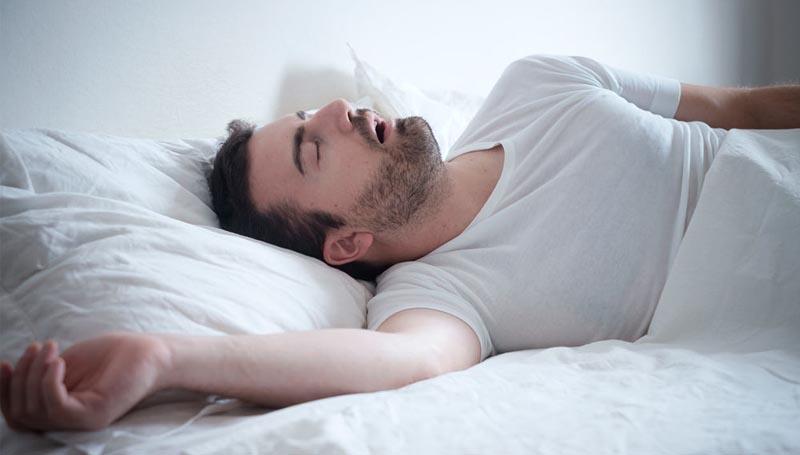 กรน การนอนหลับ นอนกรน ภาวะหยุดหายใจขณะหลับ