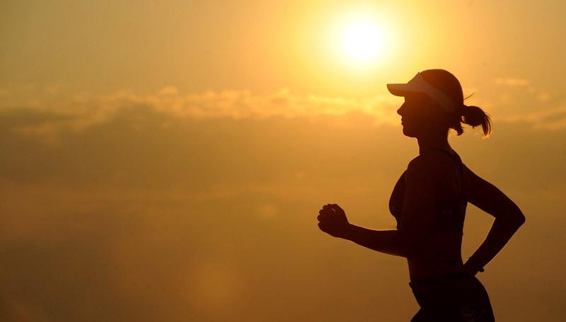 การออกกำลังกาย ดูแลสุขภาพหน้าร้อน ฤดูร้อน อากาศร้อน
