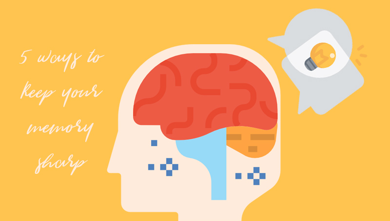 ความจำเสื่อม ความเครียด สมองเสื่อม