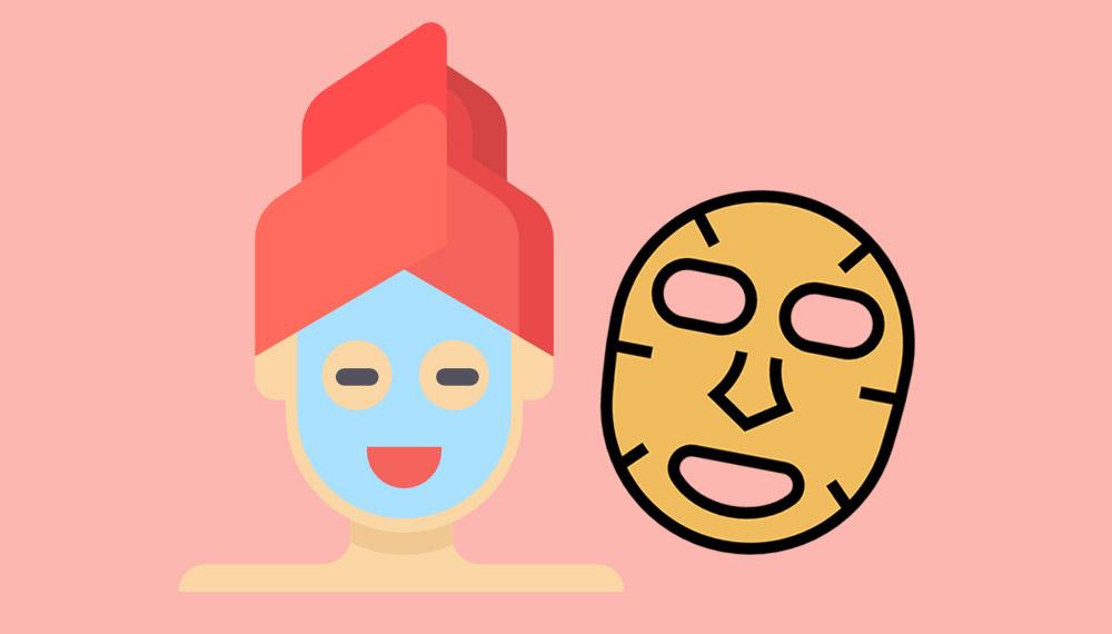 Mask ผิว ผิวหน้า มาส์กหน้า สุขภาพผิว