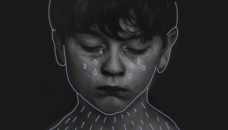 น้ำตา ร้องไห้