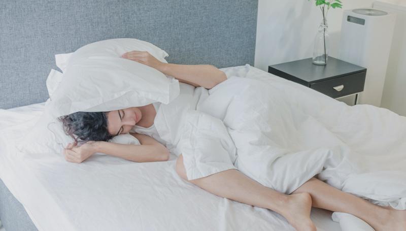 การนอนหลับ นอน นอนไม่หลับ