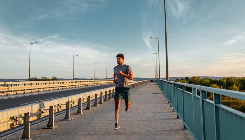 การออกกำลังกาย วิ่ง