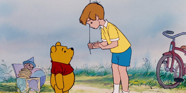 ตัวละครจาก Winnie The Pooh ตัวแทนความผิดปกติทางจิต