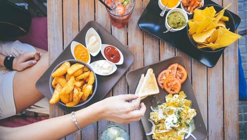 จับคู่อาหาร สุขภาพ สุขภาพดี อาหาร