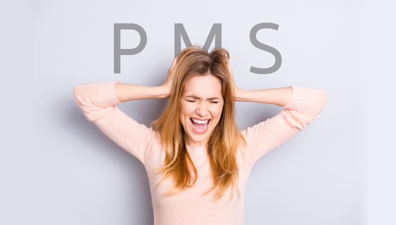 PMS ประจำเดือน สุขภาพผู้หญิง เมนส์