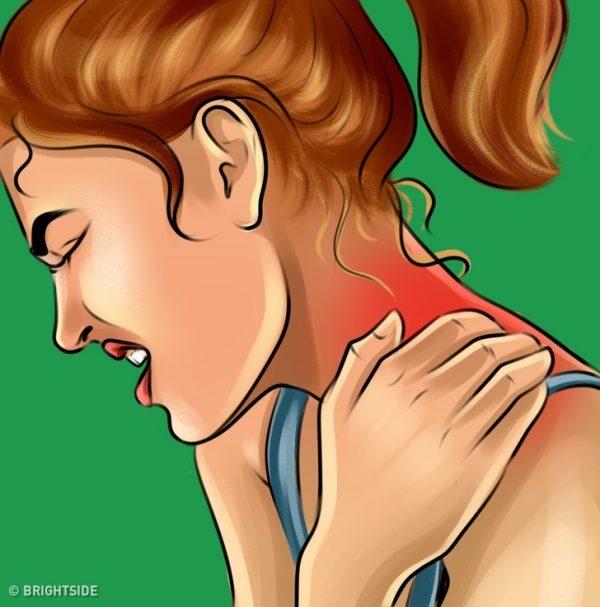 ปวดกล้ามเนื้อ 10 สัญญาณ เมื่อขาดแคลเซียม