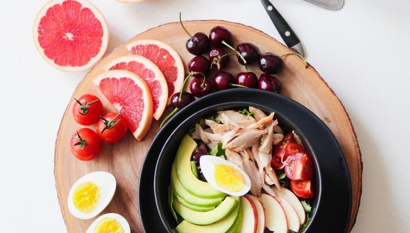 ควบคุมอาหาร วิธีดูแลสุขภาพ อาหารคุมน้ำหนัก