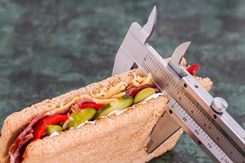 การควบคุมน้ำหนัก