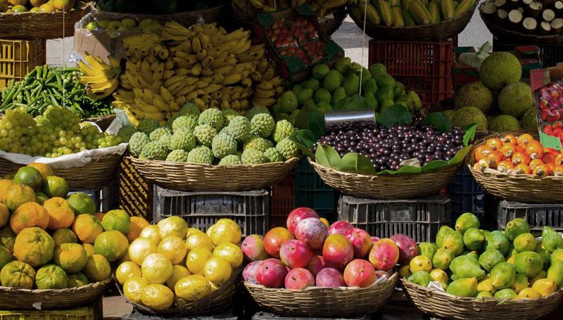 ผลไม้ อาหารเพื่อสุขภาพ