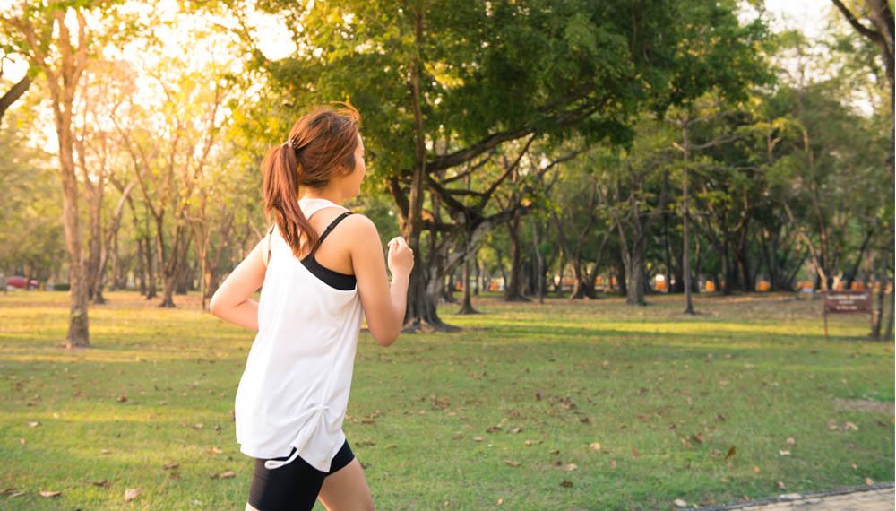 กทม. การออกกำลังกาย ฝุ่น วิ่ง สภาพอากาศ