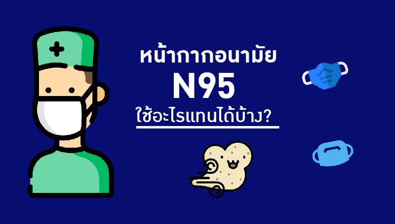 ฝุ่น PM 2.5 ฝุ่นละออง วิธีใช้หน้ากากอนามัย หน้ากากอนามัย N95