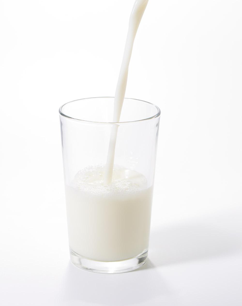 น้ำตาลแลคโตสในนม